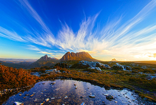 Photography Tour - Cradle Mt Tasmania