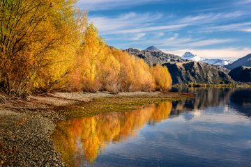 New Zealand - Autumn photography tour