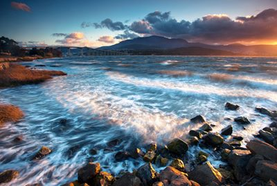 Tasmanian Photography Tour - Lindisfarne Bay