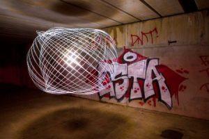 Light Painting workshop - Orb